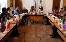 نشست تخصصی مدیران صنعت نفت با اعضای ایسفا