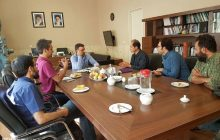 جلسه نمایندگان فیلم کوتاه با دبیر جشنواره فجر