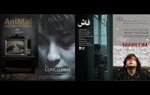 اکران مردمی چهار فیلم کوتاه حاضر در فجر سی و ششم امشب در باغ کتاب