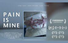 حضور فیلم کوتاه PAIN IS MINE در جشنواره کمرایمیج