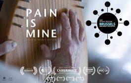 فیلم کوتاه PAIN IS MINE در چهلمین جشنواره فیلم های مستقل بروکسل